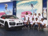 Citroen Unconventional Team: lo sport incontra il mondo dei motori