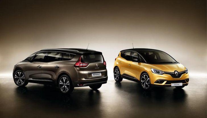 Nuova Renault Grand Scenic - Foto 1 di 11