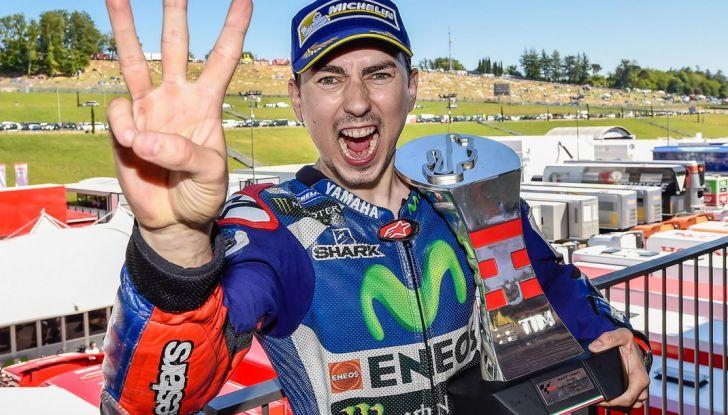 MotoGP 2016, le pagelle del GP del Mugello - Foto 3 di 38