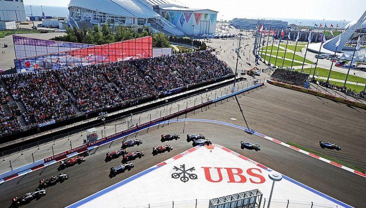 F1 2016, le pagelle di Sochi, Russia - Foto 4 di 6