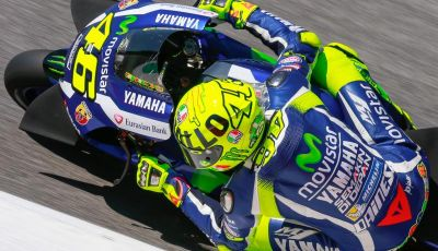 MotoGP 2016, Mugello: Rossi primo nelle qualifiche