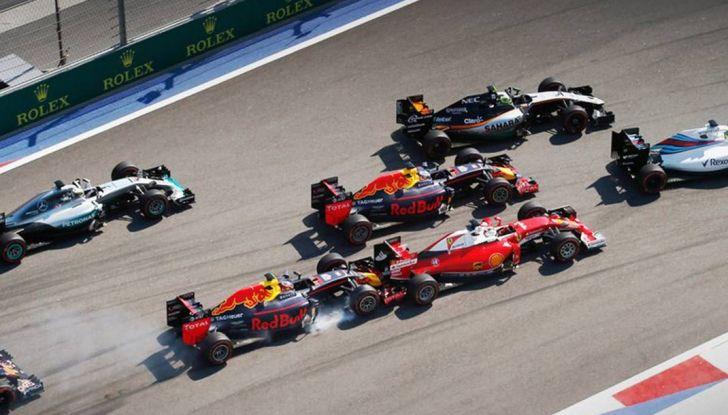F1 2016, le pagelle di Sochi, Russia - Foto 2 di 6