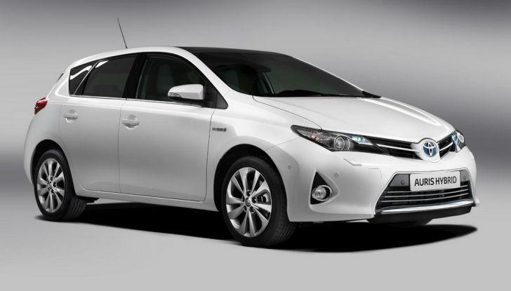 Le 5 auto ibride più vendute nel 2016 - Foto 4 di 11