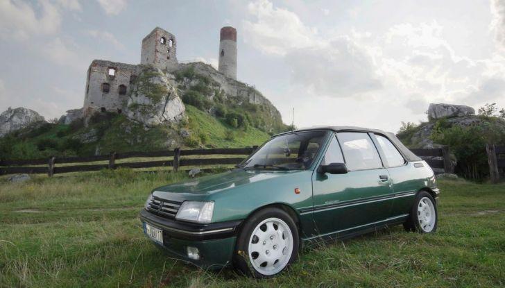 Peugeot 205 Cabrio Roland Garros