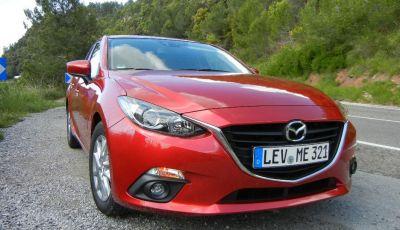 Nuova Mazda3: prova su strada, motori, prezzi e caratteristiche