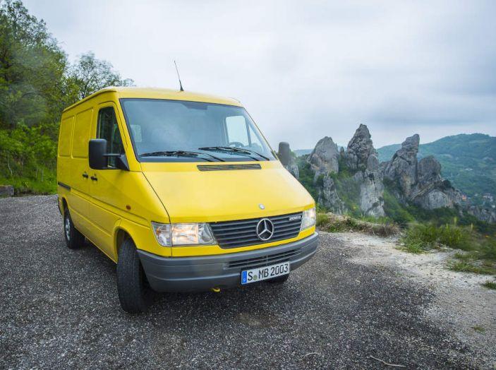 Mercedes Sprinter: prova su strada, allestimenti e prezzi - Foto 3 di 21