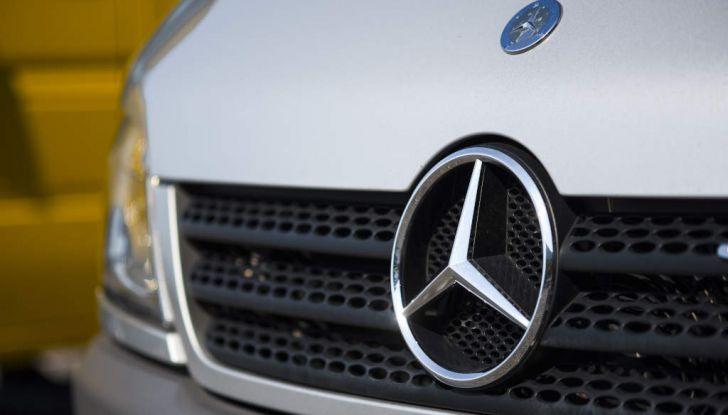 Mercedes Sprinter: prova su strada, allestimenti e prezzi - Foto 6 di 21