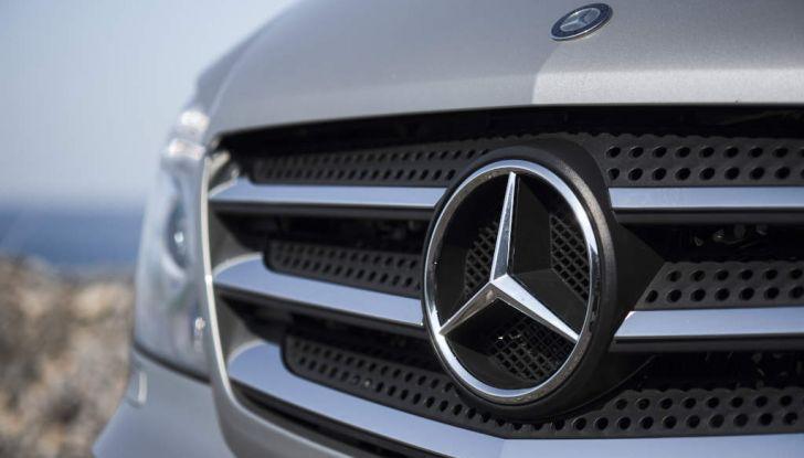 Mercedes Sprinter: prova su strada, allestimenti e prezzi - Foto 7 di 21