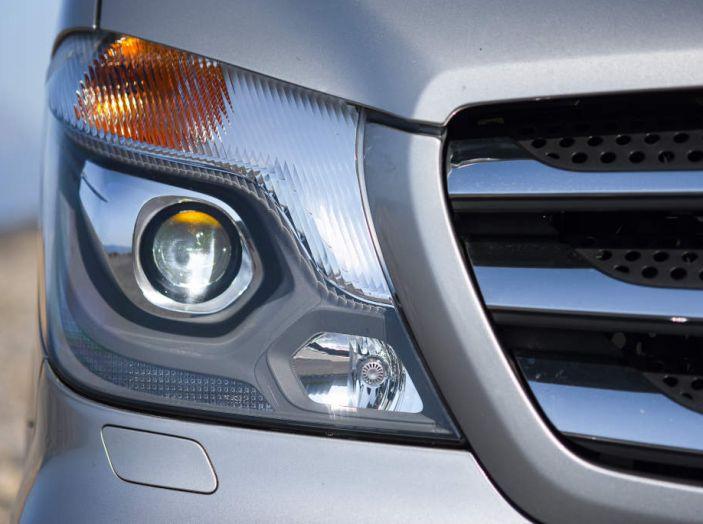 Mercedes Sprinter: prova su strada, allestimenti e prezzi - Foto 8 di 21