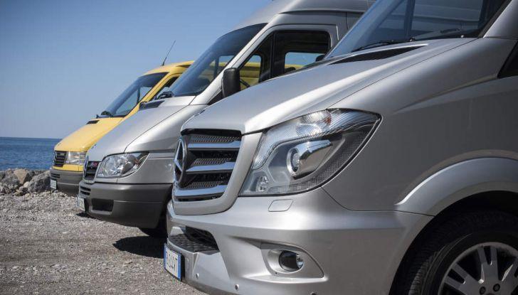 Mercedes Sprinter: prova su strada, allestimenti e prezzi - Foto 11 di 21