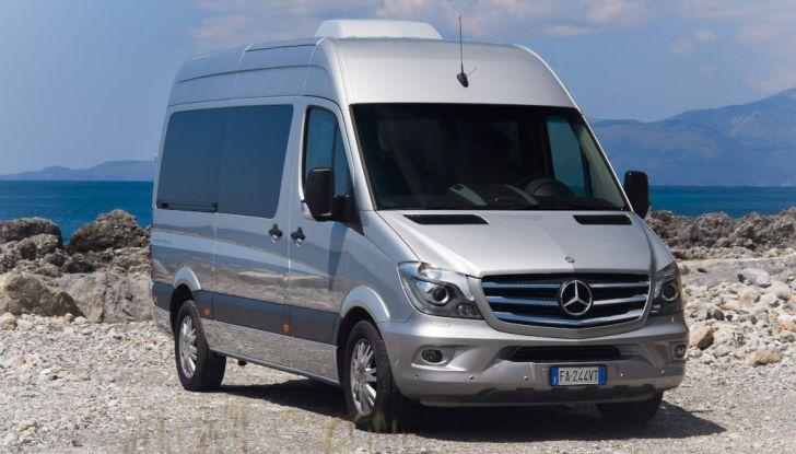Mercedes Sprinter: prova su strada, allestimenti e prezzi - Foto 15 di 21