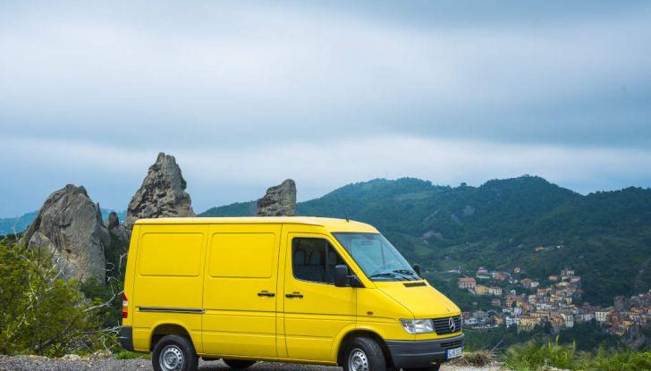 Mercedes Sprinter: prova su strada, allestimenti e prezzi - Foto 4 di 21