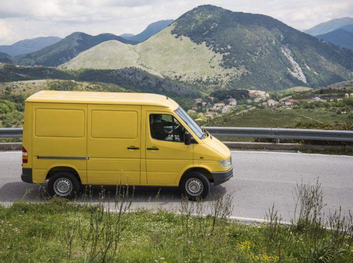 Mercedes Sprinter: prova su strada, allestimenti e prezzi - Foto 19 di 21