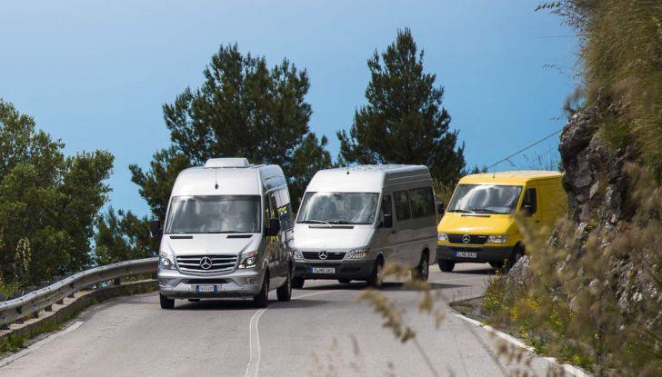 Mercedes Sprinter: prova su strada, allestimenti e prezzi - Foto 20 di 21