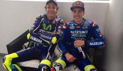MotoGP, Maverick Vinales in Yamaha per 2017 e 2018 con Valentino Rossi