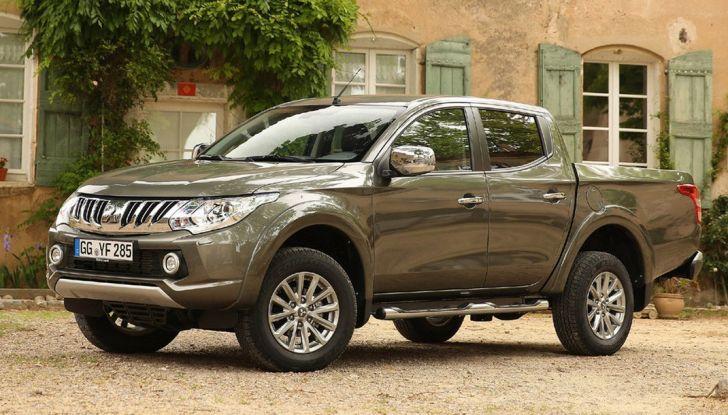 Nuovo Toyota Hilux e tutti i migliori pick up del 2016 - Foto 4 di 13