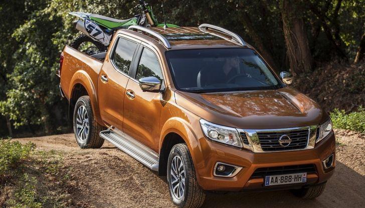 Nuovo Toyota Hilux e tutti i migliori pick up del 2016 - Foto 9 di 13