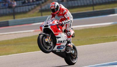 Risultati MotoGP 2016, Sepang: pole a Dovizioso, Rossi secondo