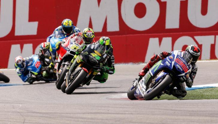Orari Assen MotoGP 2016, diretta Sky e differita TV8: il Dottore torna all'università - Foto 8 di 27