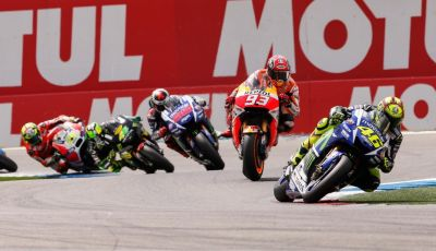 Orari Assen MotoGP 2016, diretta Sky e differita TV8: il Dottore torna all'università