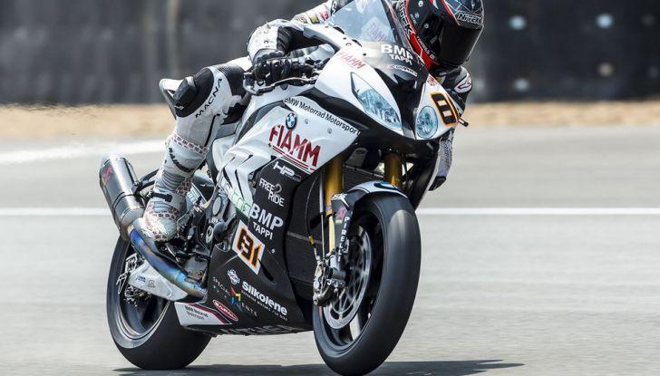World Superbike: Nicky Hayden su Honda il più veloce a Misano - Foto 2 di 4