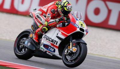 MotoGP 2016, Austria: pole a Iannone, prima fila tutta italiana