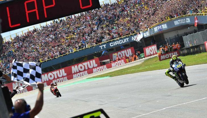 Orari Assen MotoGP 2016, diretta Sky e differita TV8: il Dottore torna all'università - Foto 3 di 27