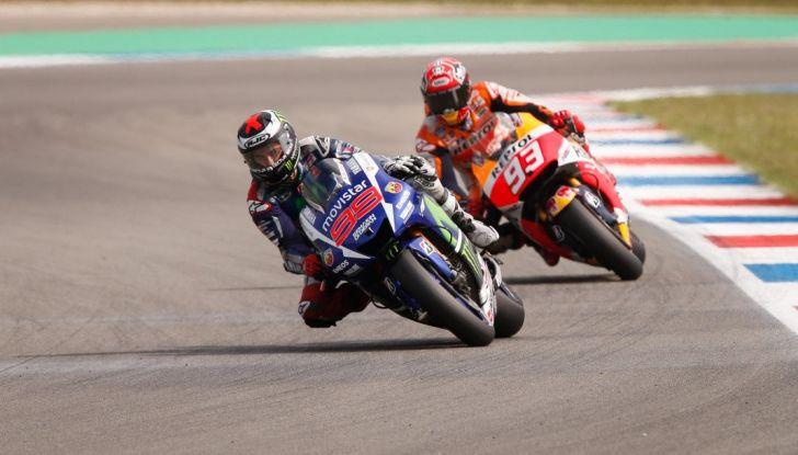Orari Assen MotoGP 2016, diretta Sky e differita TV8: il Dottore torna all'università - Foto 20 di 27