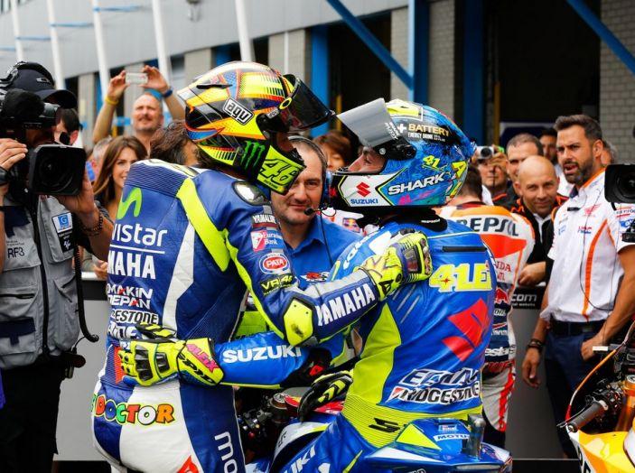 Risultati Assen 2016, MotoGP: FP1 ed FP2 a Iannone, Rossi secondo – Orari TV - Foto 12 di 29