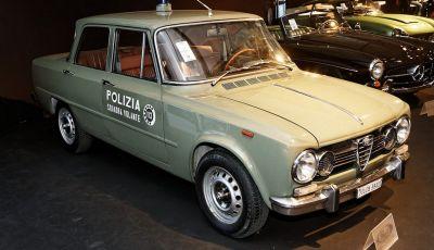 Le 5 auto che hanno fatto fatto la storia della Polizia e le ultime novità
