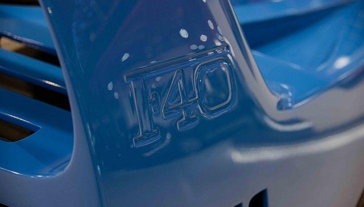 1992 ferrari f40 blue 10