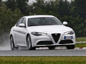 Alfa Romeo Giulia ottiene 5 stelle ai test Euro NCAP