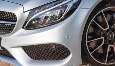 Nuova Mercedes Classe C Cabrio: prova su strada, motori, allestimenti e prezzi