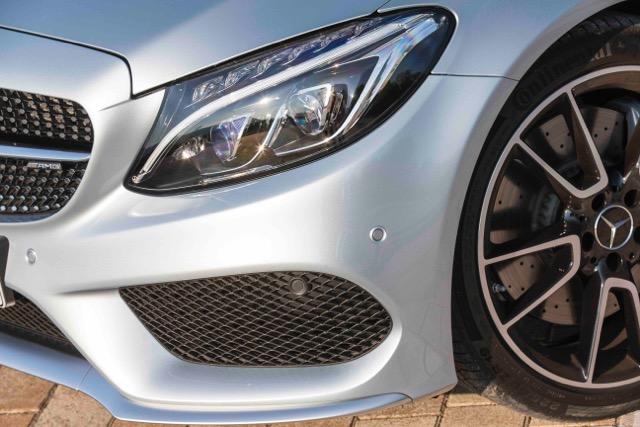 Mercedes - Classe C Cabrio