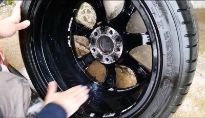 Come pulire i cerchi in lega dell'auto in poche e semplici mosse