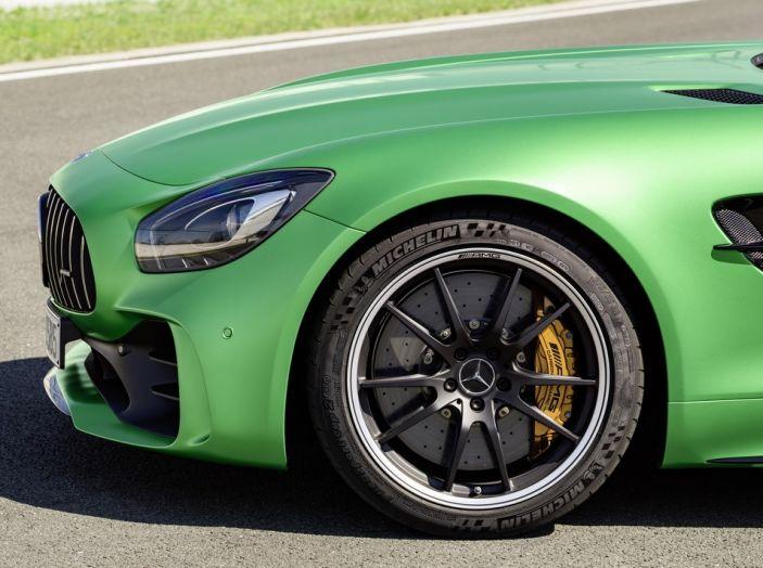 Nuova Mercedes AMG GT R: il V8 da 585CV e 700Nm - Foto 39 di 39