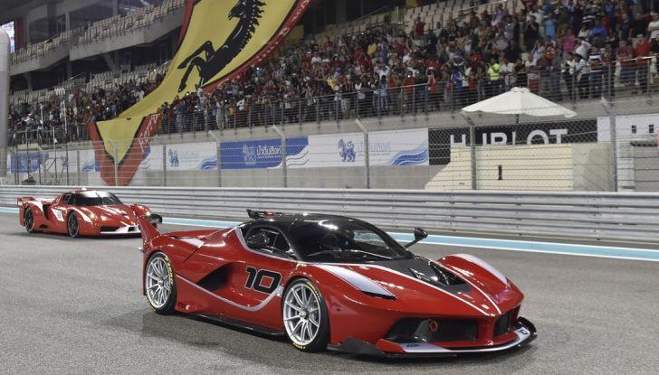 La Ferrari FXX K vince il premio Compasso d'Oro 2016 - Foto 4 di 13