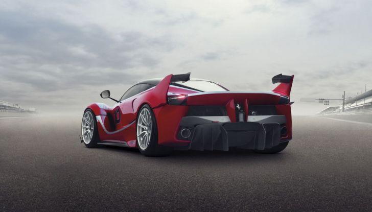 La Ferrari FXX K vince il premio Compasso d'Oro 2016 - Foto 9 di 13