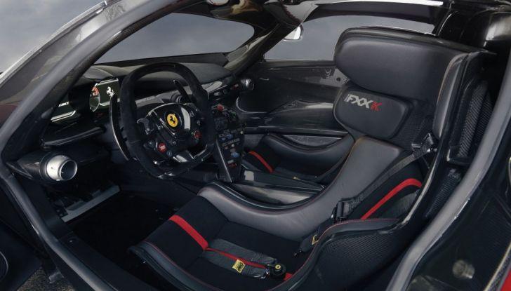 La Ferrari FXX K vince il premio Compasso d'Oro 2016 - Foto 3 di 13