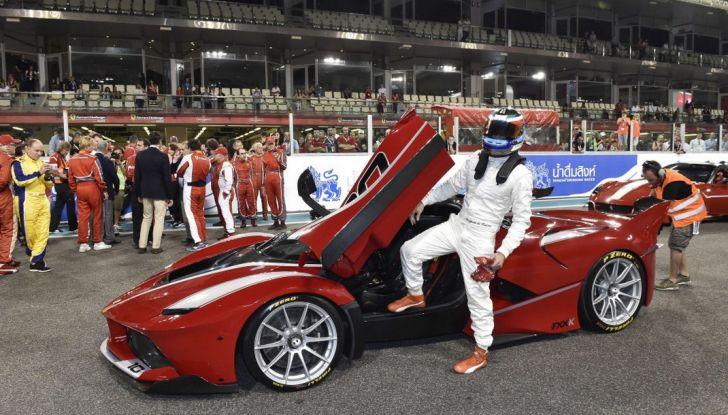 La Ferrari FXX K vince il premio Compasso d'Oro 2016 - Foto 5 di 13