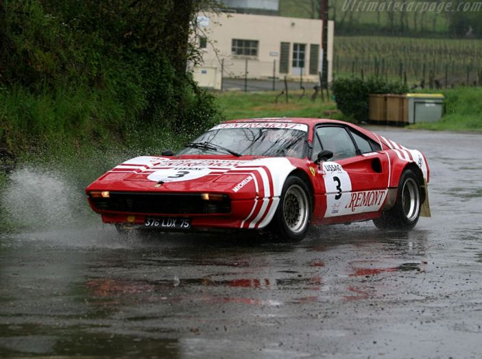 Ferrari 308 GTB Gruppo B - Foto 12 di 13