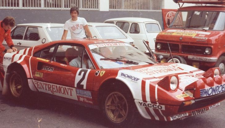 Ferrari 308 GTB Gruppo B - Foto 3 di 13