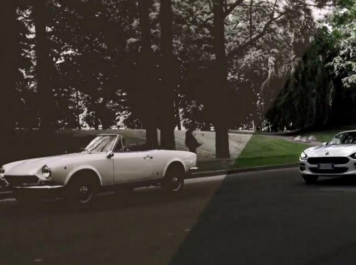 Fiat 124 Spider, novità.