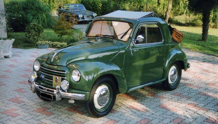 Fiat Topolino 500 B.