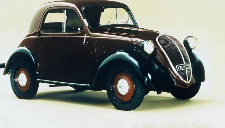 Fiat Topolino 500.