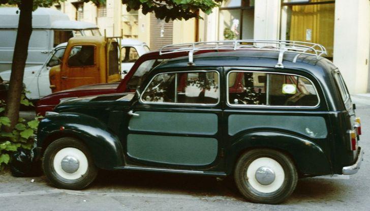 Fiat Topolino Estate.