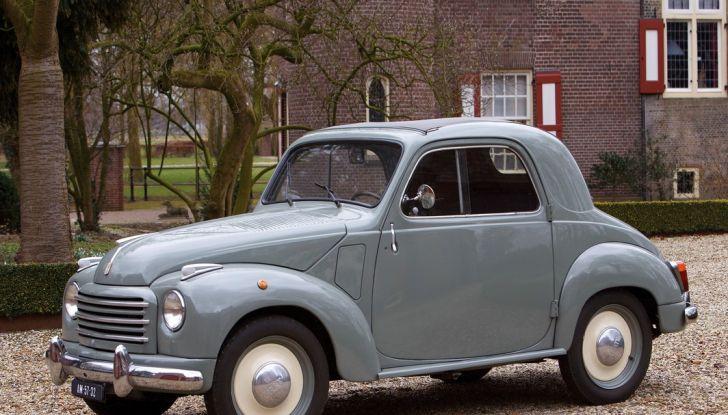 Fiat 500 C Topolino.