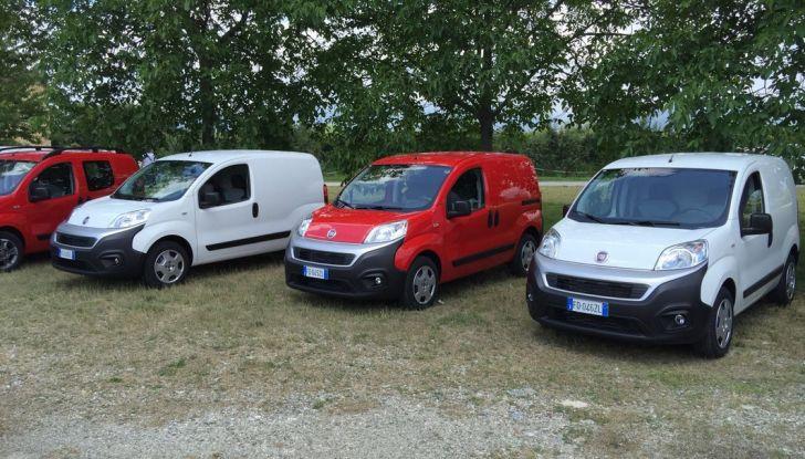 Nuovo Fiat Fiorino: prova su strada, prezzi e informazioni - Foto 3 di 9