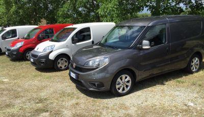 Nuovo Fiat Fiorino: prova su strada, prezzi e informazioni