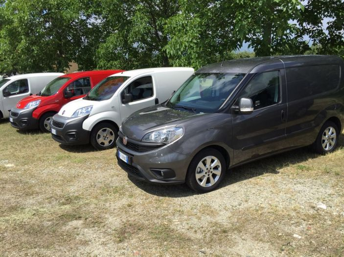 Nuovo Fiat Fiorino: prova su strada, prezzi e informazioni - Foto 4 di 9